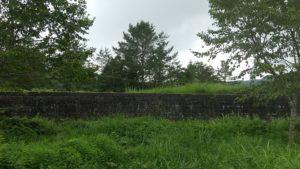 吉岡銅山跡 沈殿池