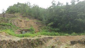 吉岡銅山跡 選鉱所
